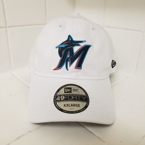 New Era 49Forty Miami Marlins Hat